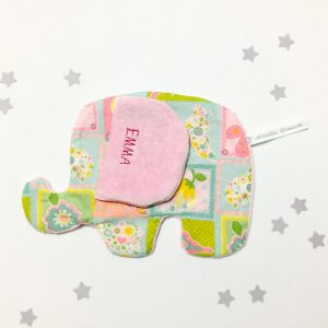 DOUDOU ELEPHANT FILLE